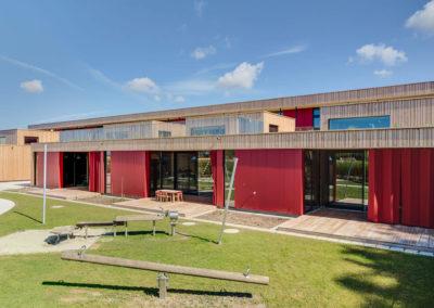 Mateřská škola – DietersheimEching, München (Německo)