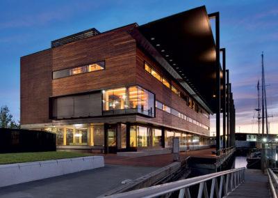 Knihovna v Docku – Melbourne (Austrálie)